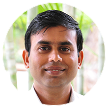 Dr. Rajesh Dandamudi Assistant Professor at Sri Sathya Sai Institute of Higher Learning
