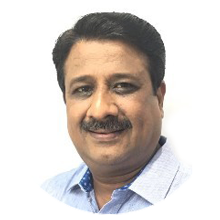 Dr. Pradeep Gadekar VP-R&D, Pidilite Industries